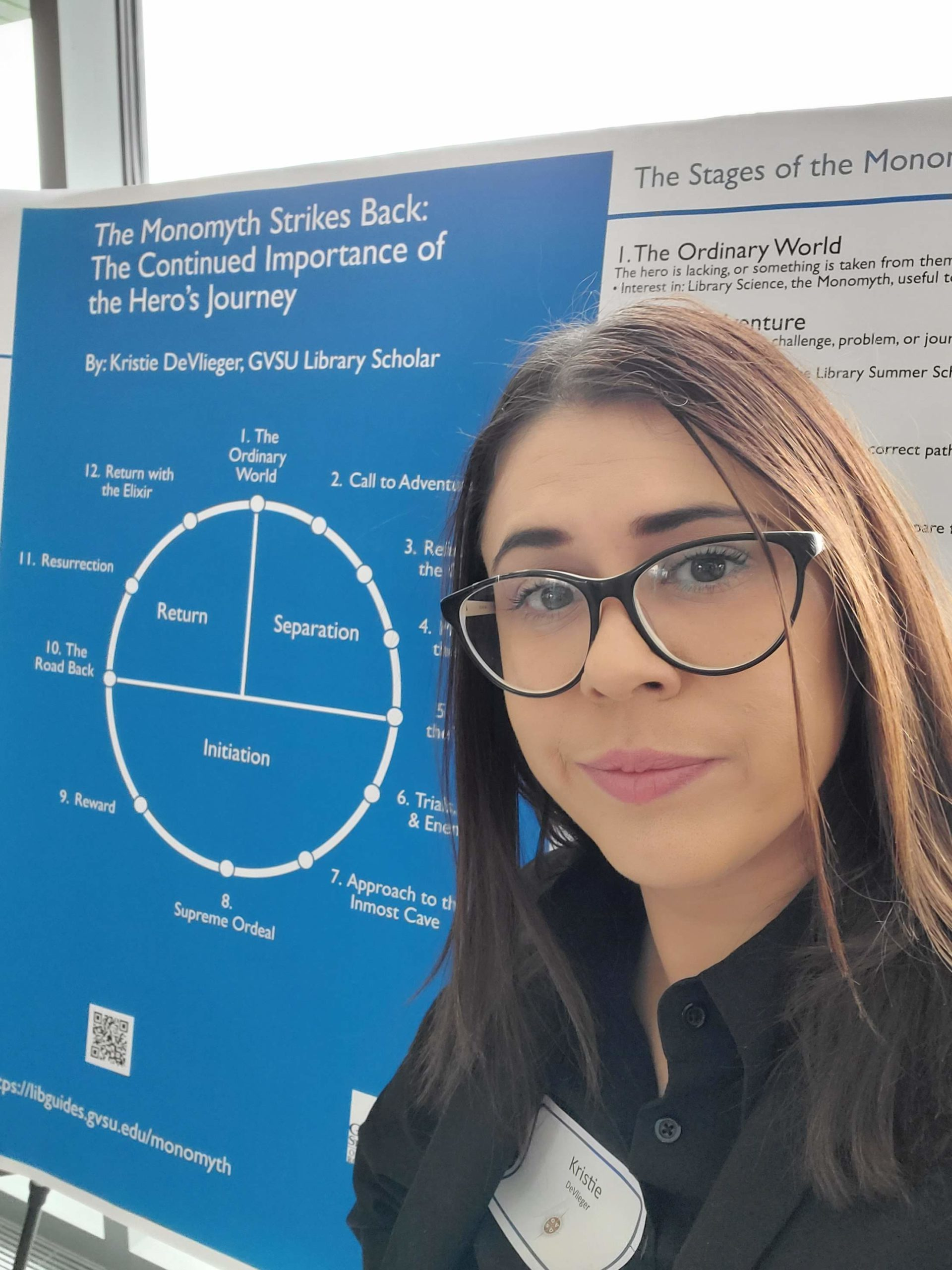 Read more about the article Inauguration Scholars Poster Showcase